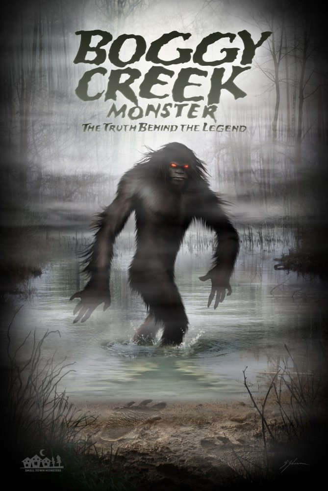 boggy creek monster poster - Boggy Creek Monster (2017)