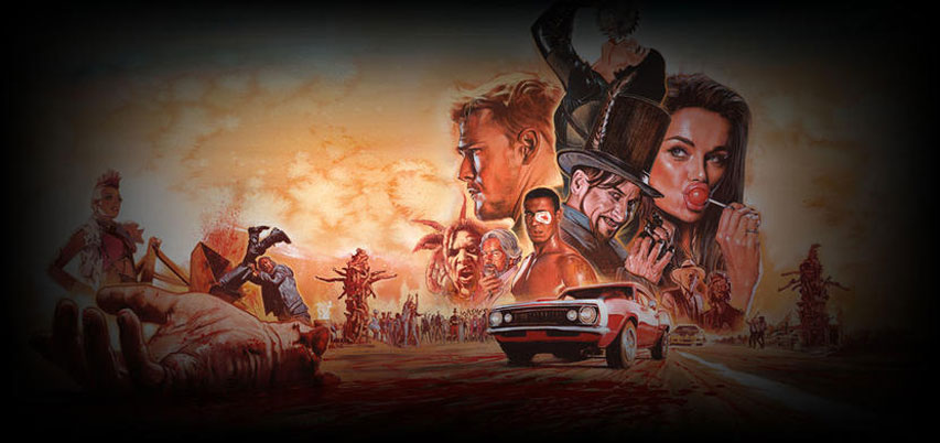 cast banner BloodDrive - Pucker Up!  A New Blood Drive Trailer Is Here!