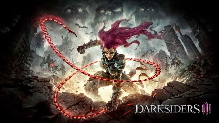 darksiders iii 1 - Release the Fury! Darksiders III Officially Announced