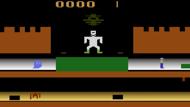 frankenstein - 9 Spooky Horror Atari 2600 Games That Are Worth a Damn