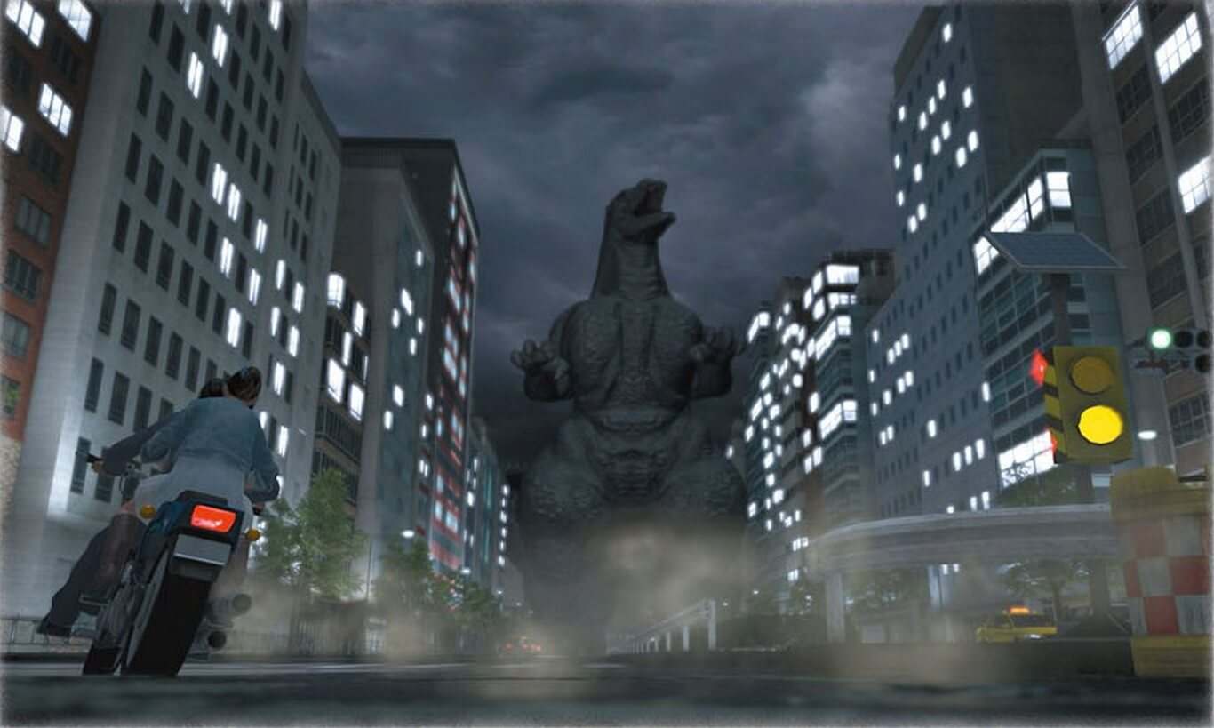 godzilla city shrouded in shadow city 1 - Gamera and King Ghidorah Officially Join Godzilla in City Shrouded in Shadow