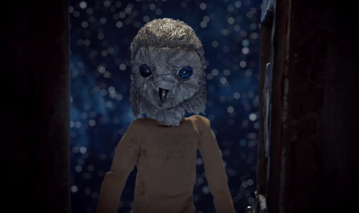 inflameshereuntilforeverbanner - New In Flames Music Video Takes Owlman Into the Cosmos