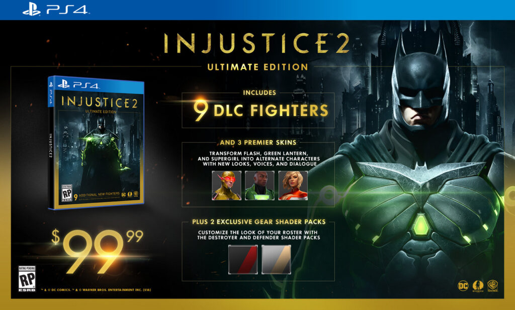 injustice 2 ultimate edition 1024x617 - Injustice 2 (Video Game)