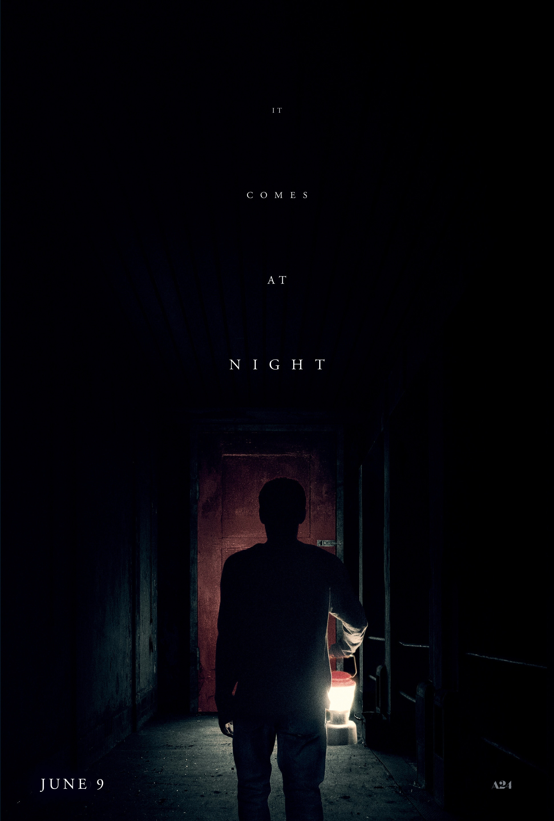 it comes at night poster - Trey Edward Shults - Exclusive Interview on It Comes at Night
