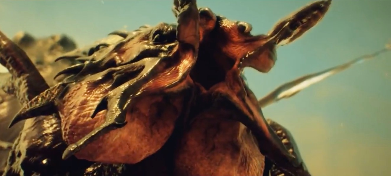 itcamefromthedesertbanner - Giant Ants Strike in the Trailer For the Video Game-to-Film Adaptation of It Came From the Desert