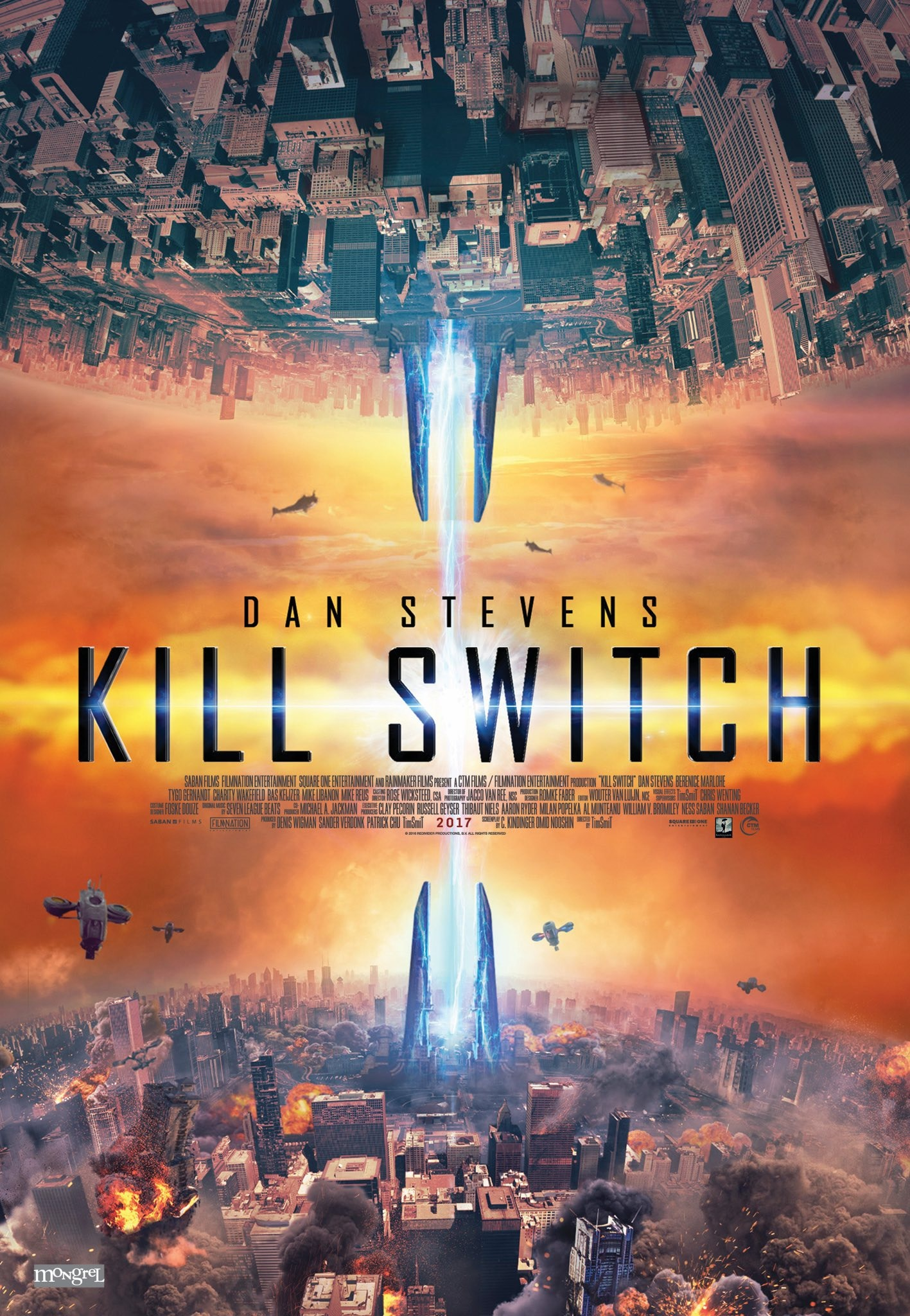 kill switch 1 - Dan Stevens Throws the Kill Switch