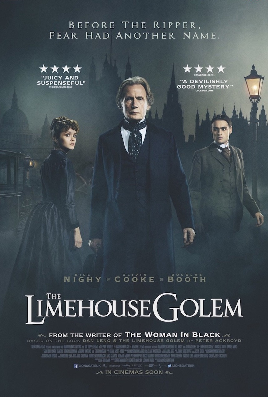 limehouse golem - The Limehouse Golem to Prove Fear Has a New Name