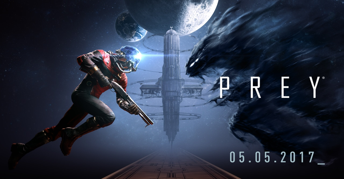 prey luanch3 - Bethesda's Prey Gets a Haunting Launch Trailer