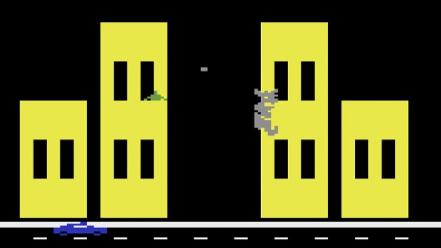 rampage - 9 Spooky Horror Atari 2600 Games That Are Worth a Damn