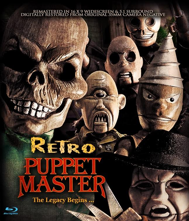 retro puppet master blu ray 1 - Retro Puppet Master Finally Comes to Blu-ray Next Week