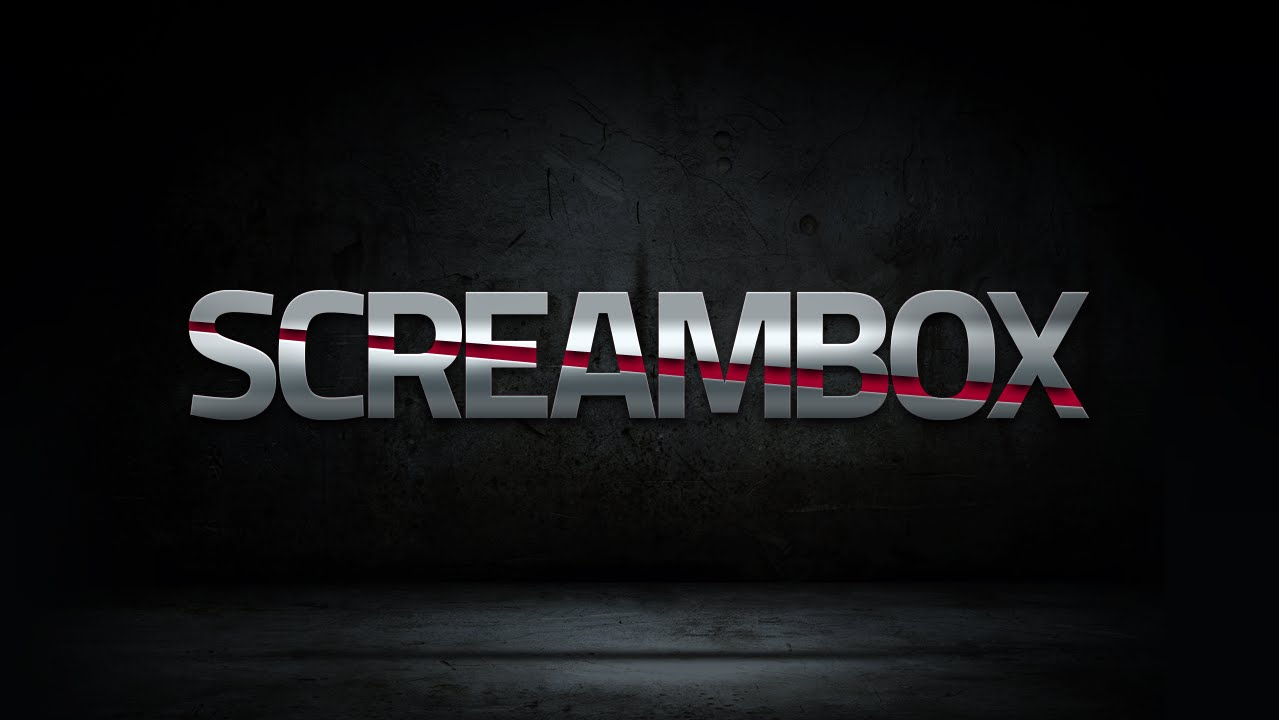screambox - Screambox Opens on Amazon