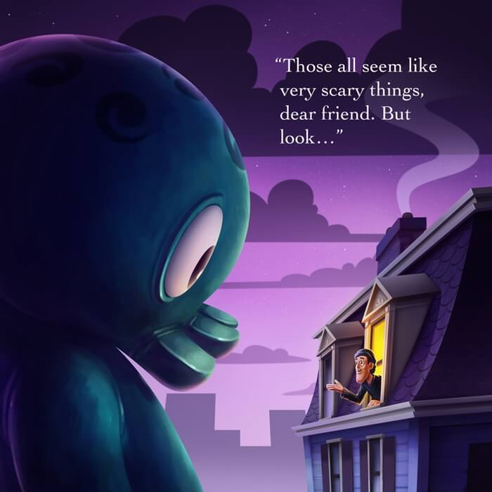 Read Your Kids a Lovecraftian Bedtime Story with Sweet Dreams