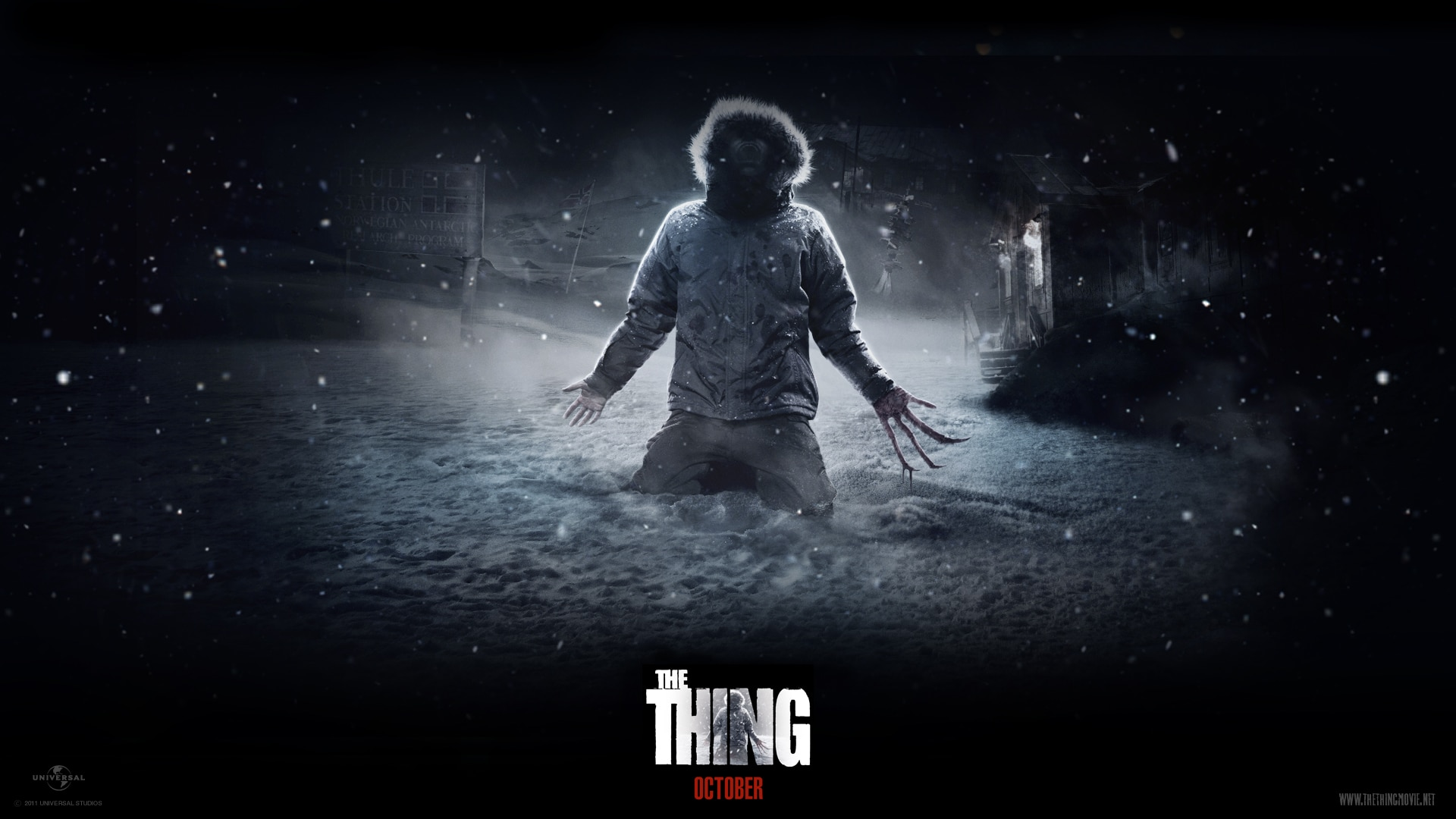 the thing 2011 - A Very Different Thing Prequel Was Originally On from Frank Darabont, Syfy, and George Clooney - Horror History