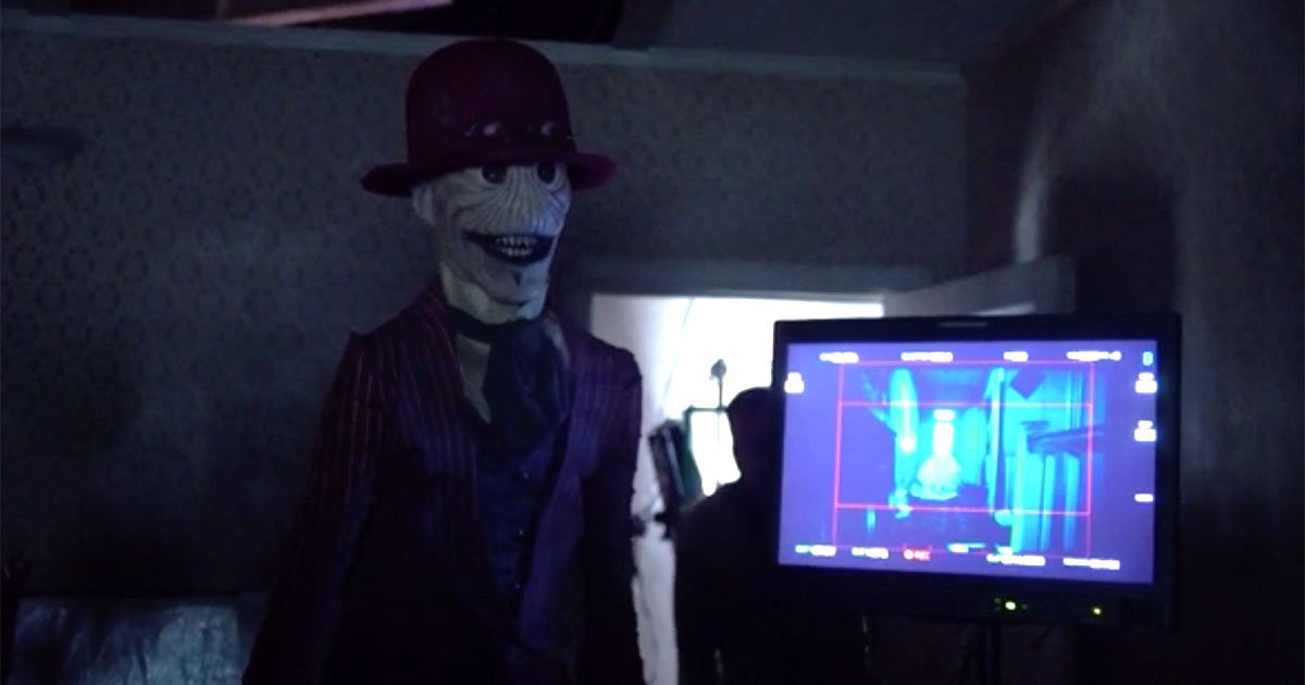 thecrookedmanbts - The Conjuring 2's Crooked Man Might Get His Own Spinoff Film