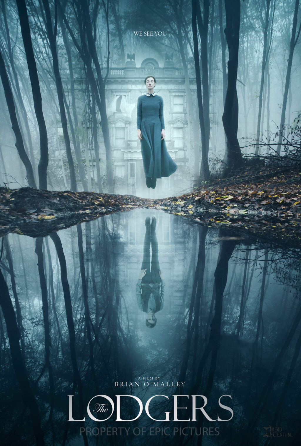 thelodgersposter 1024x1517 - Exclusive: The Lodgers Poster Will See You