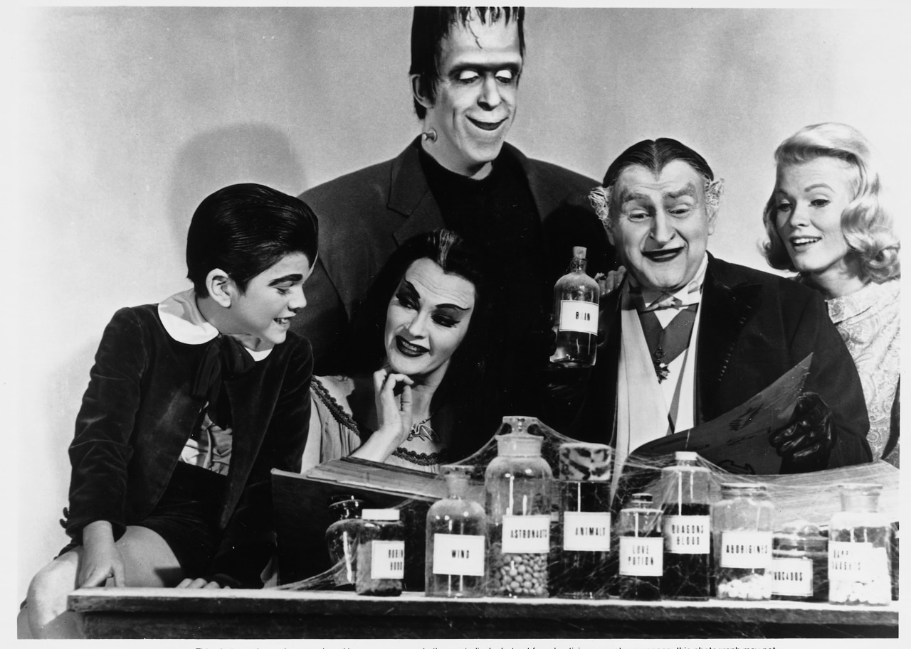 themunsters - NBC Eyeing Another Reboot of The Munsters... This Time with Hipsters!