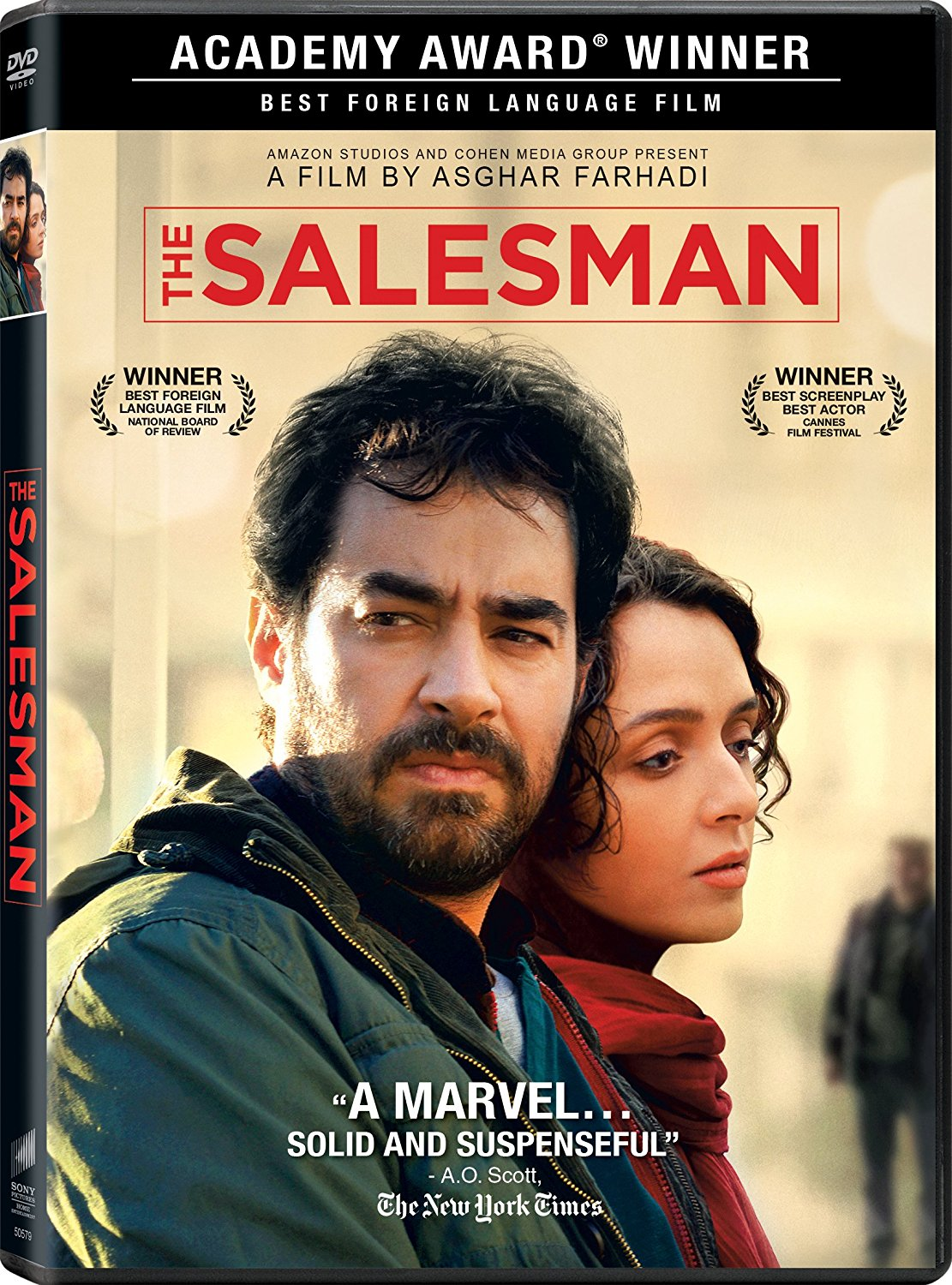 thesalesman - DVD and Blu-ray Releases: May 2, 2017