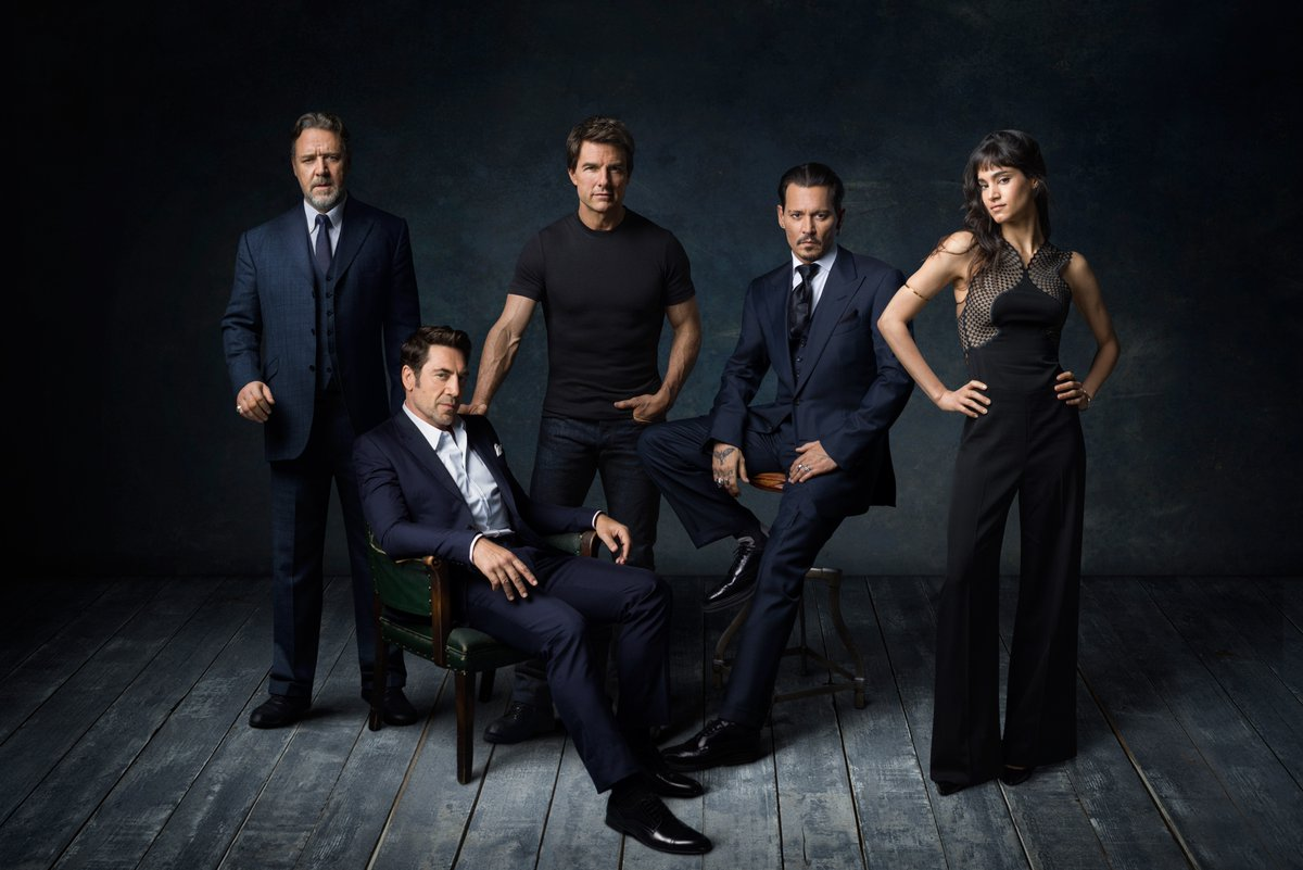 universaldarkuniversgroup - Universal Pictures Announces the Dark Universe and Lays Out Future Plans