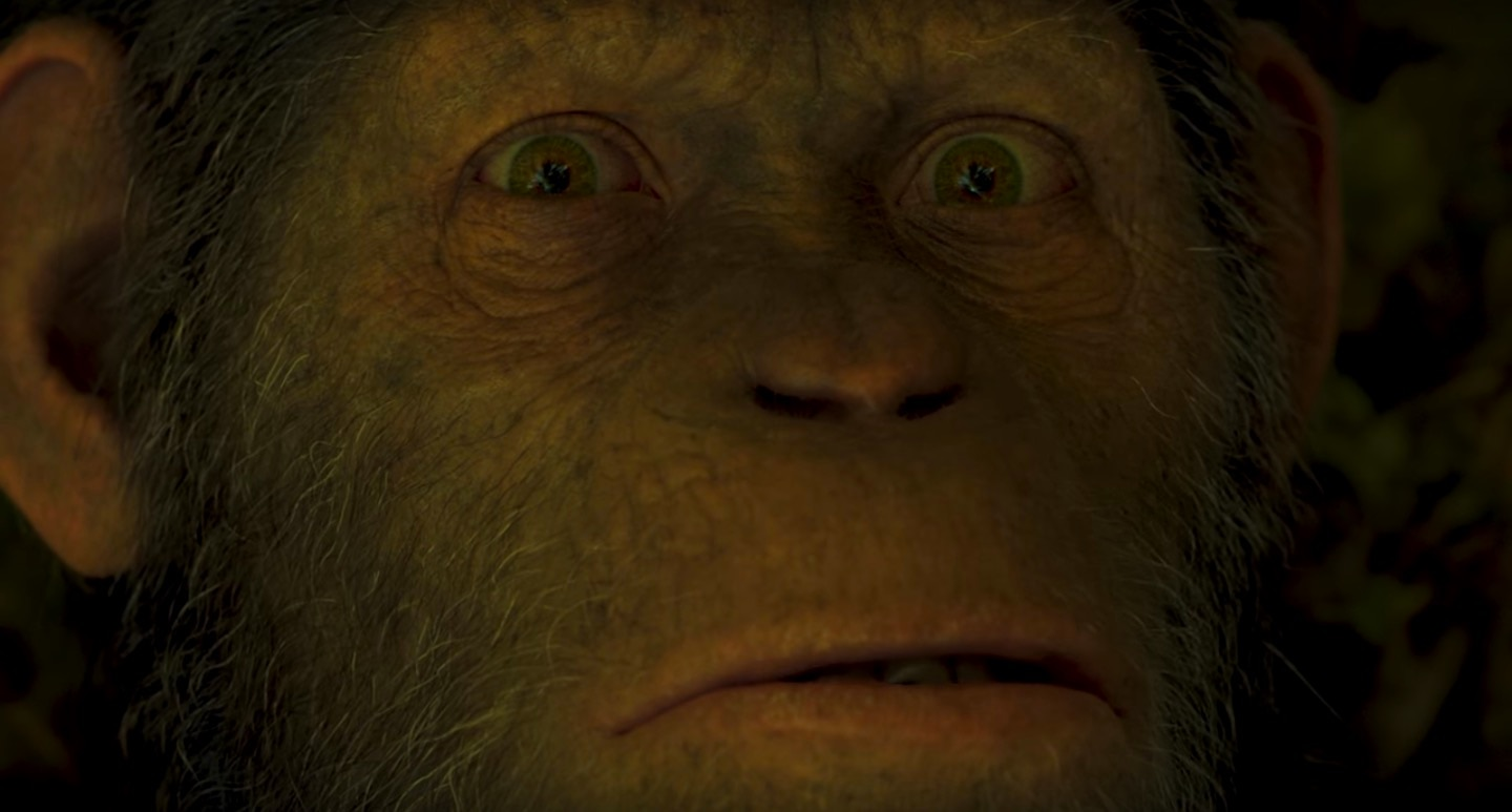 warfortheplanetoftheapescloseupbanner - See Woody Harrelson Come for Caesar - War for the Planet of The Apes