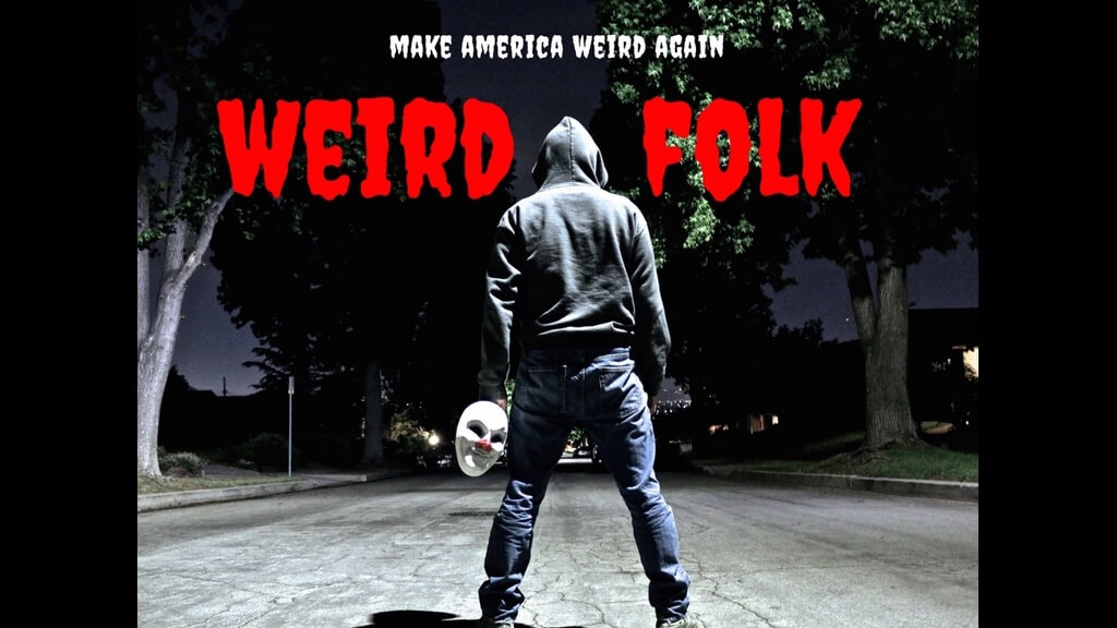 Last Year's Presidential Election Serves as the Basis For Upcoming Horror Movie Weird Folk