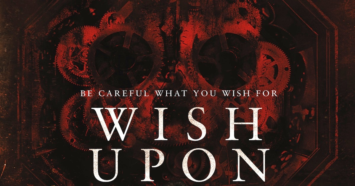 wishuponfinalposterbanner - Wish Upon - Michael Galbraith Exclusive Interview