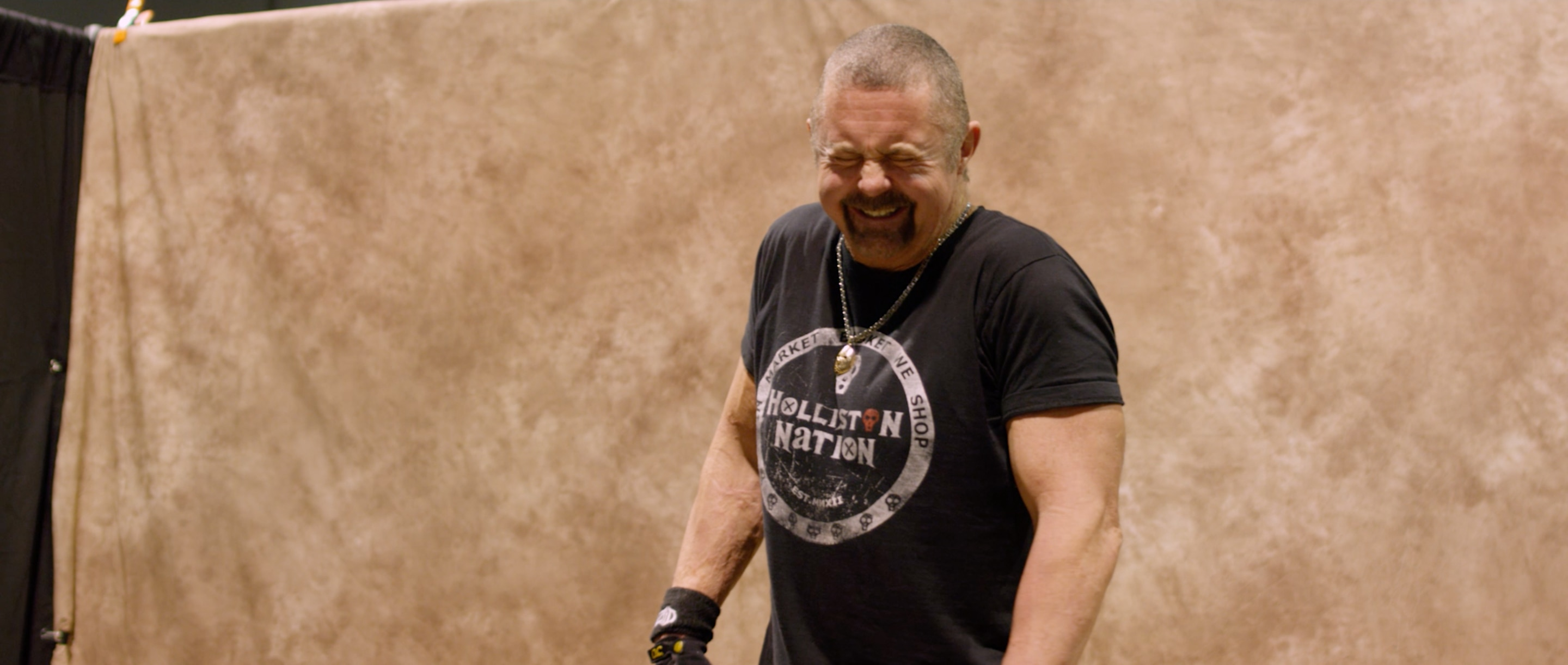3KaneHodder Laughing - To Hell and Back: The Kane Hodder Story Gets a Historic Poster