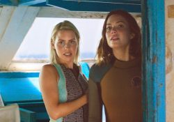 Claire Holt Mandy Moore 47 Meters Down