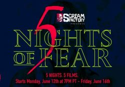 5 nights of Fear