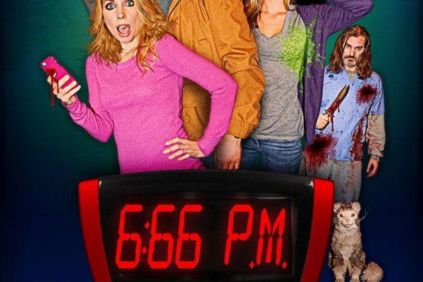 666 PM Movie Poster s - First Teaser Unveiled for Jim Klock's 6:66 PM Horror Comedy