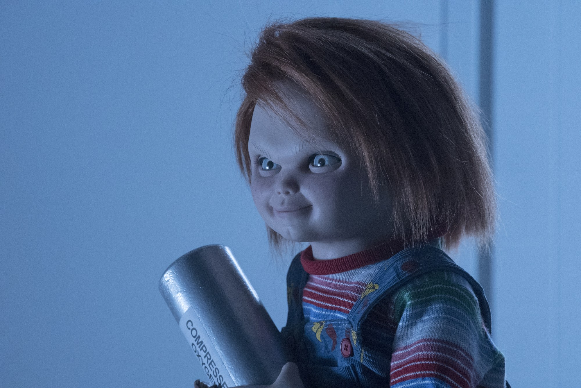 Playtime is over in new Cult of Chucky trailer