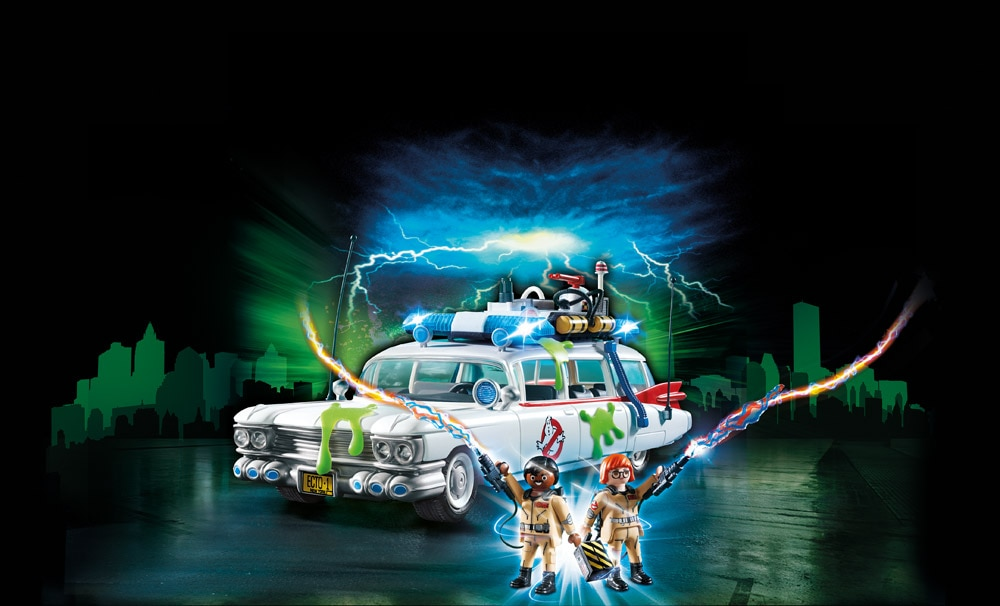 Playmobil rides in with new ghostbusters goodies dread for Kinderzimmer playmobil