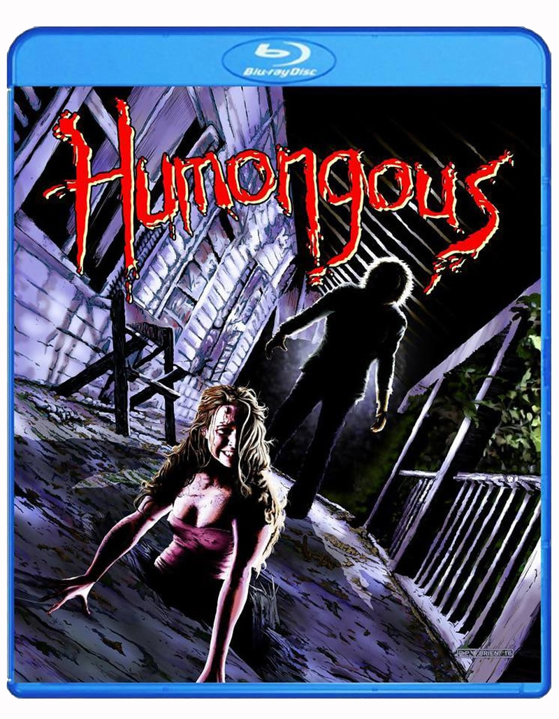 Humongous Blu - Humongously Underrated: Humongous (1982) - A 35th Anniversary Retrospective