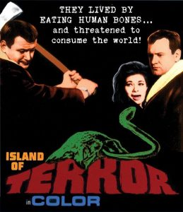 Island Of Terror 1966 259x300 - DVD and Blu-ray Releases: June 20, 2017