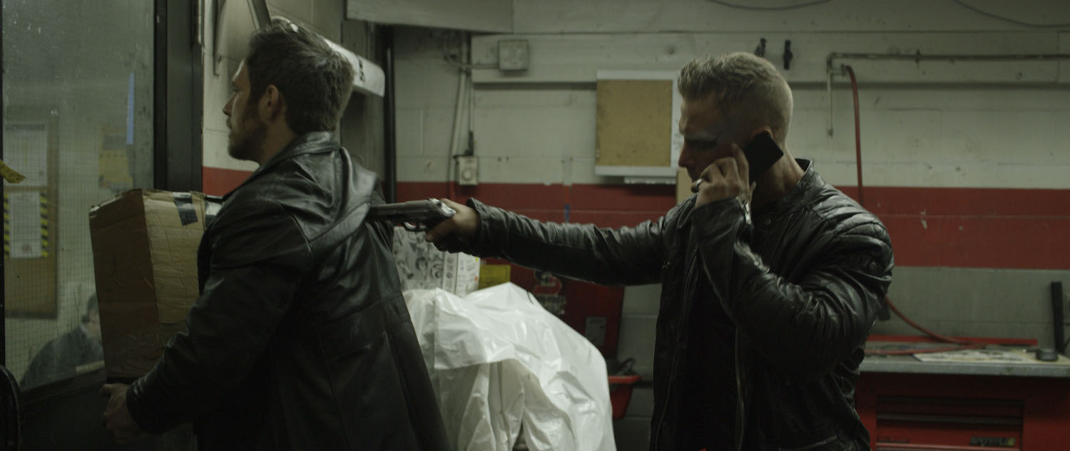 RESIDUE 10 - Exclusive: There Is SO Much Going on in This Residue Clip