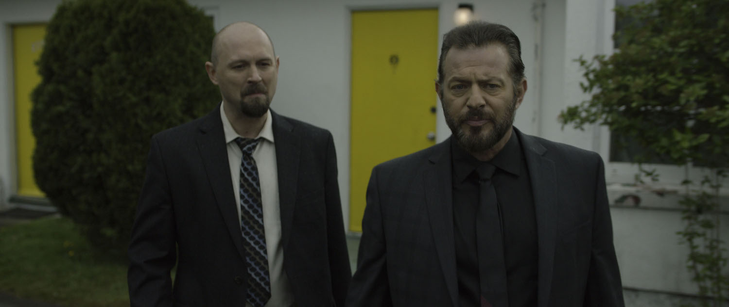 RESIDUE 6 - Exclusive: There Is SO Much Going on in This Residue Clip