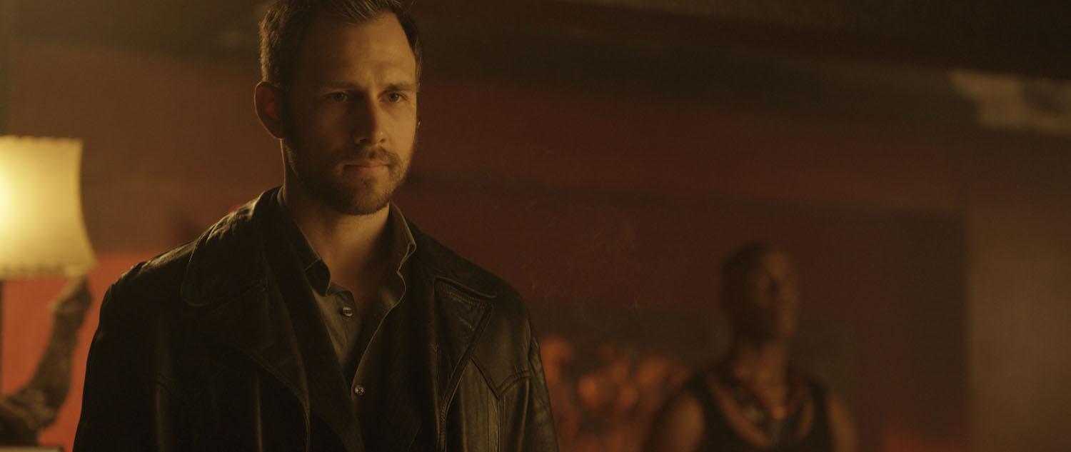 RESIDUE 8 - Exclusive: There Is SO Much Going on in This Residue Clip