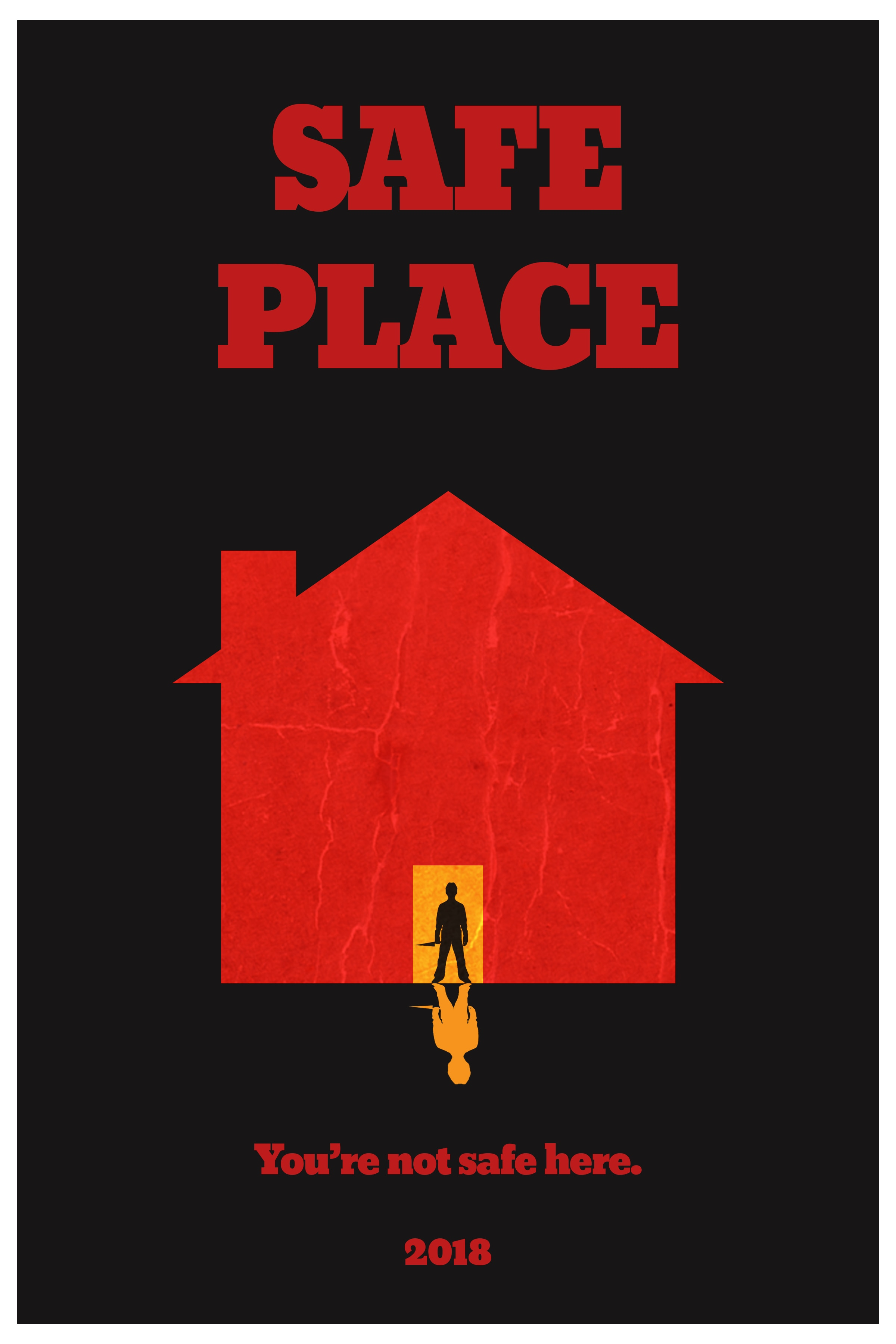 Safe Place Minimalist 1 No Moon - Exclusive: Safe Place Teaser, Synopsis, and Poster Reveal