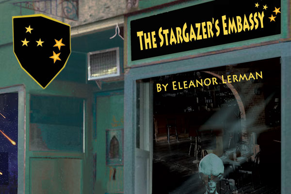 Stargazers Embassy by Eleanor Lerman s - Win a Signed Copy of The Stargazer's Embassy