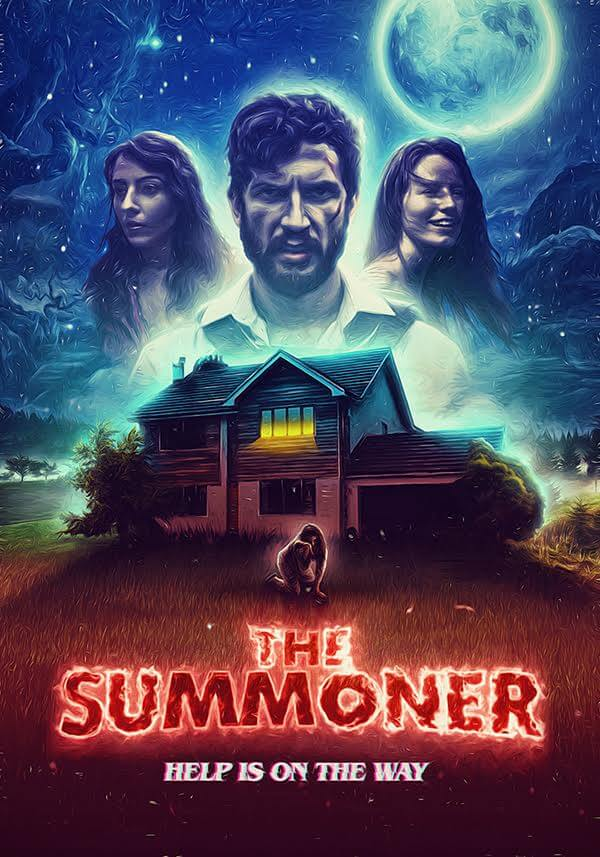 The Summoner2 1 - The Summoner Conjures a Trailer and Poster