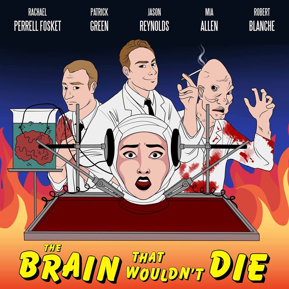 brain wouldnt die remake - The Brain That Wouldn't Die Being Remade! First Images!