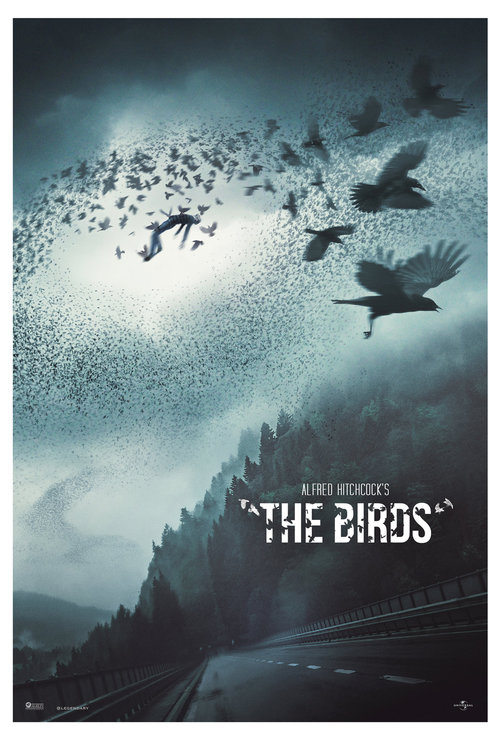 davidgrahambirds - David Graham's Concept Posters Are Nothing Short of Brilliant
