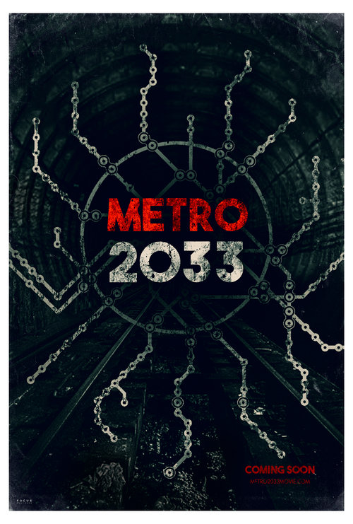 davidgrahammetro6.1 - David Graham's Concept Posters Are Nothing Short of Brilliant