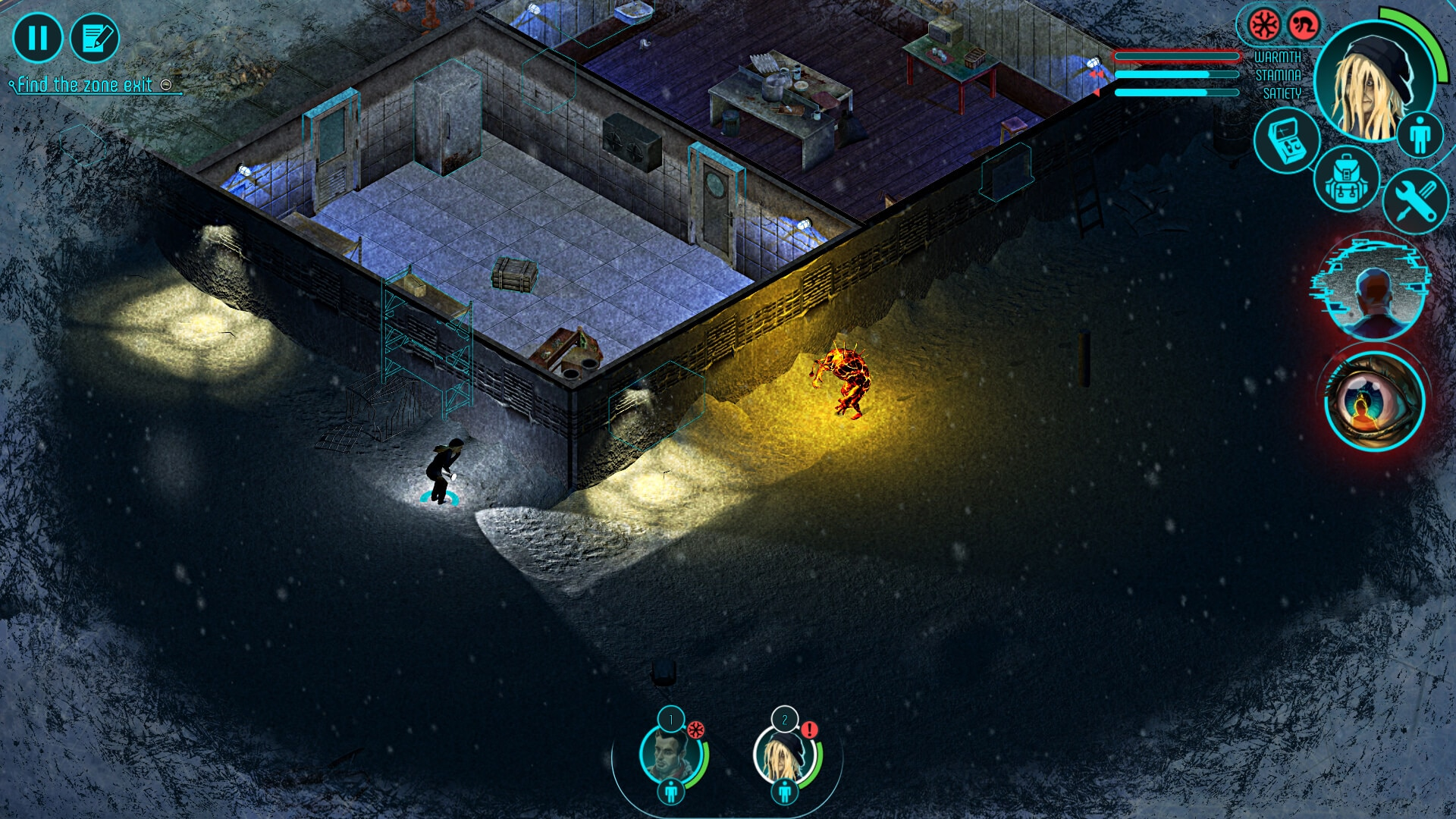 distrust4 1 - The Thing-Inspired Game Distrust Gets a Demo