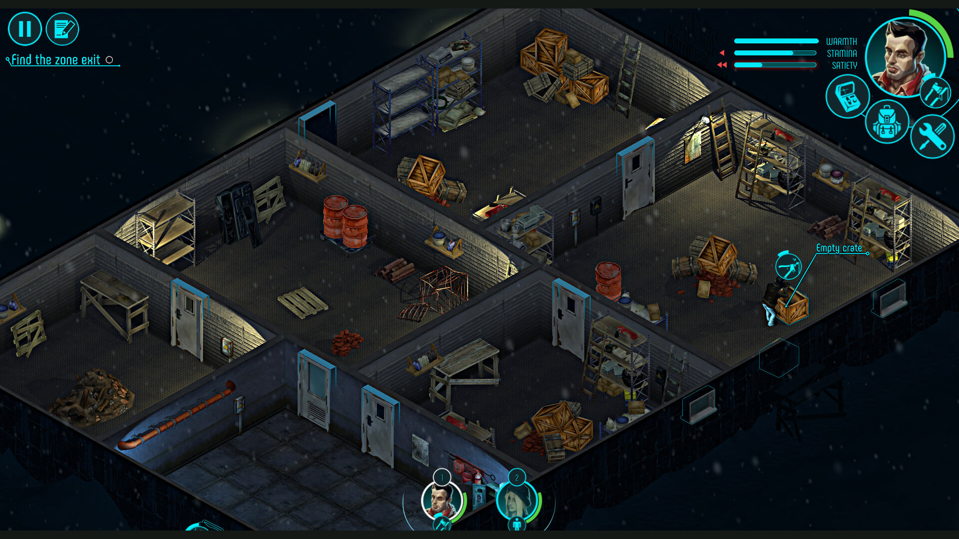 distrust5 1 - The Thing-Inspired Game Distrust Gets a Demo