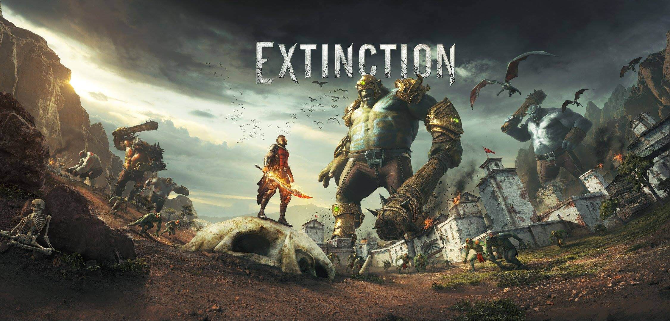extinction game e3 1 - E3 2017: Extinction Goes Ultraviolent