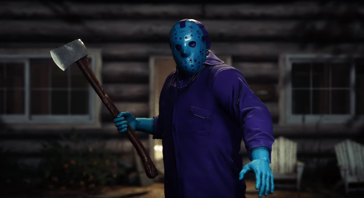 Friday the 13th The Game Retro Jason