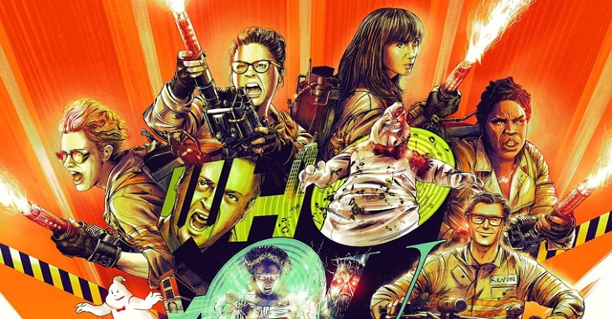 Ghostbusters Mondo