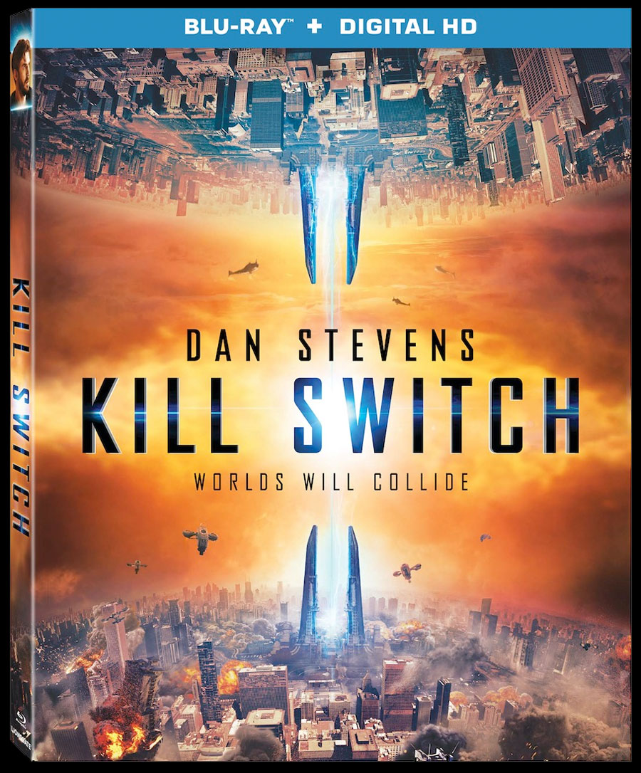 kill switch bluray - Pull the Kill Switch on Blu-ray, DVD, and Digital HD in August