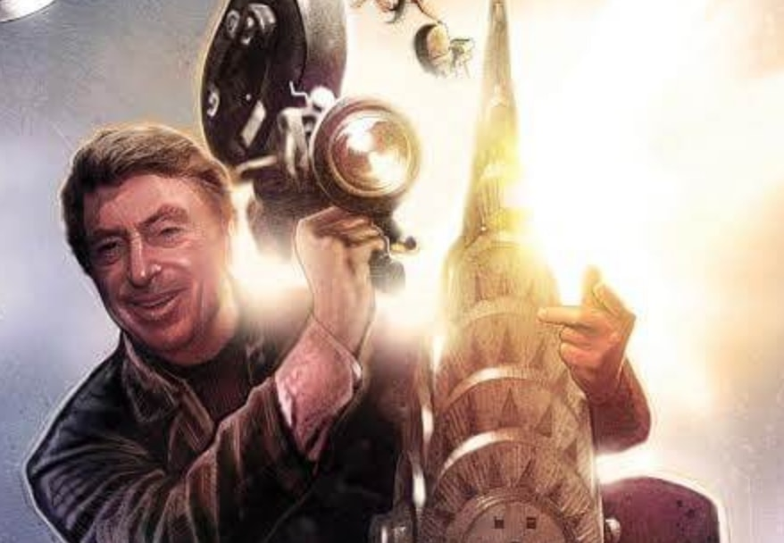king cohen poster2 - Exclusive: Director Steve Mitchell Talks King Cohen: The Wild World of Filmmaker Larry Cohen