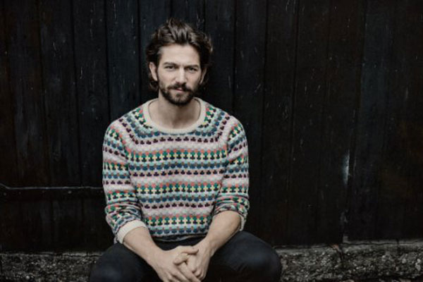 michiel huisman - Michiel Huisman Set to Star in Netflix's The Haunting of Hill House Series